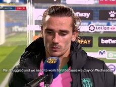 Griezmann: 'I was missing chances, the team needs my goals'. DUGOUT