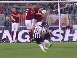 Le migliori reti della Juventus all'Olimpico. Dugout