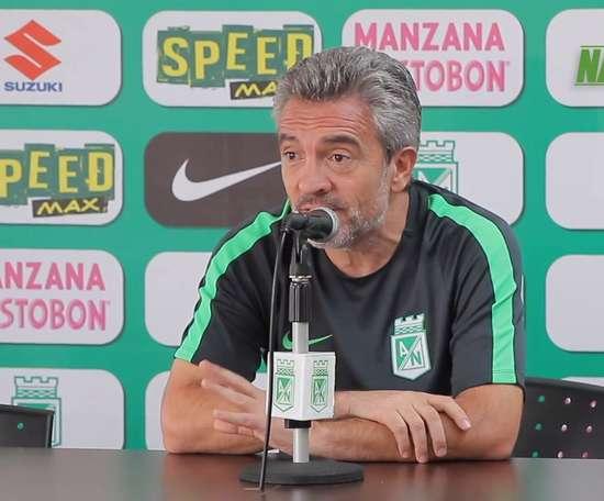 Juanma Lillo es un entrenador con las ideas bien claras. Dugout