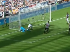 VIDEO : TOP buts Tottenham vs Newcastle. Dugout