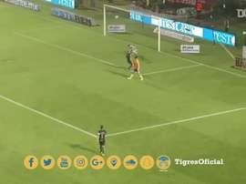 Gignac marcou golaço em goleada do Tigres sobre o Pumas. DUGOUT