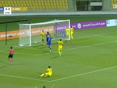 Al Nasr were far too good for Al Wasl. DUGOUT
