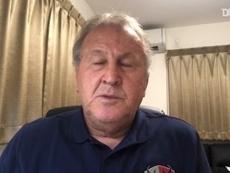 Ídolo do Flamengo, Silva Batuta faleceu nessa terça-feira e recebeu palavras de Zico. DUGOUT