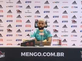 Gabigol analisa atual fase do Flamengo. DUGOUT