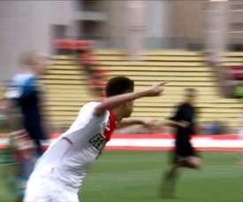 Yannick Carrasco scored 20 goals for Monaco. DUGOUT