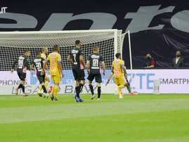 Two second half goals saw Tigres win v Cruz Azul. DUGOUT