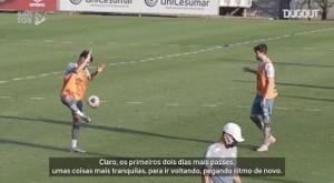 Santos retorna contra o Santo André na 11ª rodada do Paulistão. DUGOUT