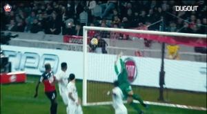 Melhores momentos de Luiz Araújo no Lille. DUGOUT