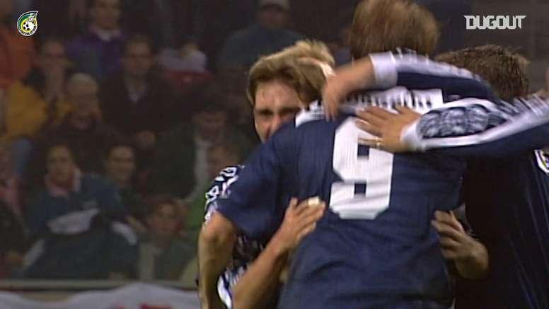 Fortuna Sittard's most spectacular strikes against Ajax. DUGOUT