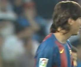 VIDEO: Leo Messi reaches 700 Goals for Barcelona and Argentina. DUGOUT