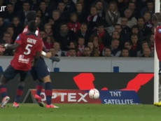 All Lisandro's Lopez goals vs Lille. DUGOUT