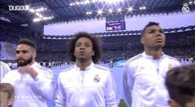 La 11eme Ligue des Champions du Real Madrid. DUGOUT