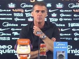 Mancini analisa derrota do Corinthians para o Flamengo. DUGOUT