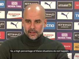 Guardiola praises John Stones ahead of Villa clash. DUGOUT