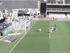 Santos vence o Botafogo na Vila Belmiro com golaço de Soteldo. DUGOUT