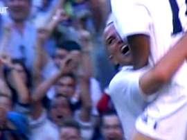 La loca llegada de Ronaldo al Real Madrid. EFE