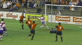 Luis Enrique defendió la camiseta de 'la Roja' en 62 ocasiones. Dugout