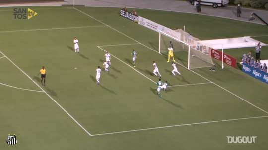 Vladimir Hernández tocó el cielo con este gol. DUGOUT