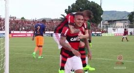 VIDÉO : les meilleurs moments de Paolo Guerrero avec Flamengo. Dugout