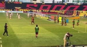 Sport Recife beat Athletico-PR. DUGOUT