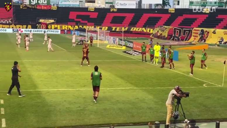 Video Sport Recife Beat Athletico Pr At Ilha Do Retiro Besoccer