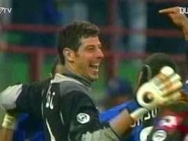 Toldo beffò la Juve all'ultimo secondo. Dugout