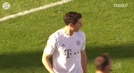 Le 40eme but de Lewandowski en 2019-20. DUGOUT