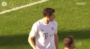 Le 40eme but de Lewandowski en 2019-20. DUGOUT