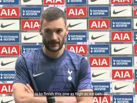 Lloris remains hopeful: 'We are preparing in the best way for next season'. DUGOUT