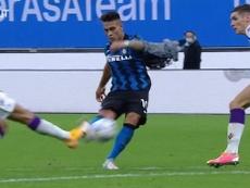 Inter Milan beat Fiorentina 4-3 in a thrilling Serie A clash. DUGOUT