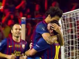 I migliori assist di Leo Messi. Dugout