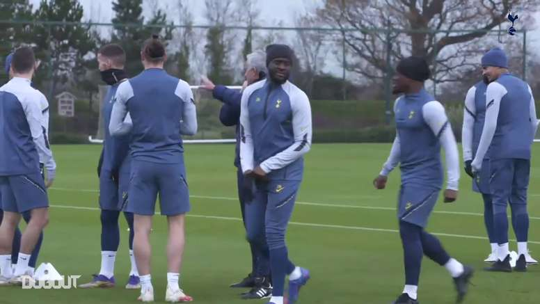 Tottenham precisa de apenas mais um ponto para garantir classificação na Liga Europa. DUGOUT