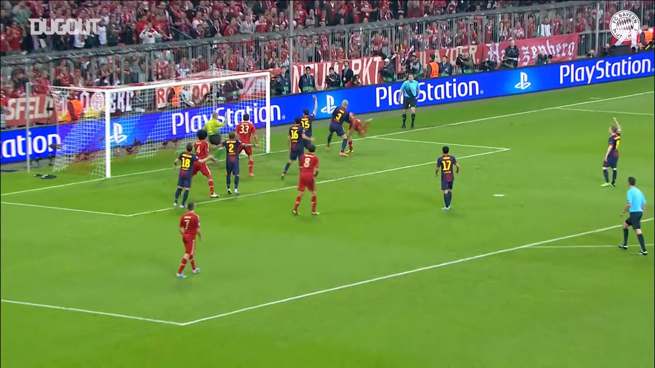Video Bayern Thrash Barca 7 0 On Aggregate Besoccer