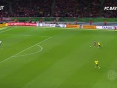Sucessos recentes do Bayern de Munique na Copa da Alemanha. DUGOUT