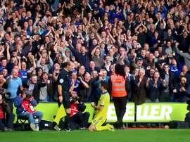 les buts de Chelsea - Palace. DUGOUT