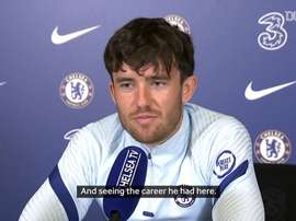 Chilwell spoke about a Chelsea legend. DUGOUT