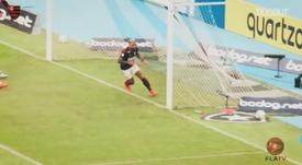 VÍDEO: así deslumbró Éverton Ribeiro en el Brasileirao. Dugout