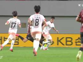 There were 10 goals on matchday 15 of the K-League. DUGOUT