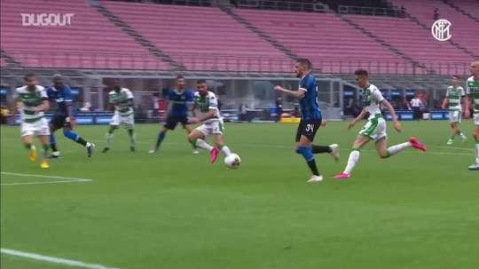 Alexis tem um gol e três assistências nos três primeiros jogos após o retorno do futebol. DUGOUT