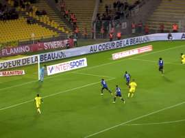 VIDEO : TOP 5 buts de Nantes vs Nice