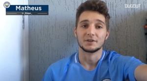 Manchester City parabeniza Gabriel Jesus. DUGOUT