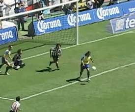 Ochoa made his debut in 2004. DUGOUT