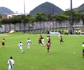 VIDEO: Philippe Coutinho's best Vasco moments. AFP