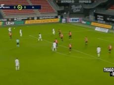 VIdÉO : le meilleur de Thiago Mendes contre Rennes. Dugout