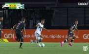 Vasco da Gama were beaten 0-1 by Coritiba in the Brasileirao. DUGOUT