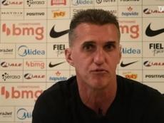 Mancini fala sobre o objetivo do Corinthians. DUGOUT