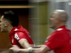 VÍDEO: el estreno goleador de Ocampos con el Mónaco. DUGOUT