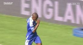 Le but de Drogba qu'offre le titre à Chelsea en 2012. DUGOUT
