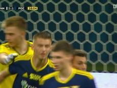 Popov set a new record. DUGOUT