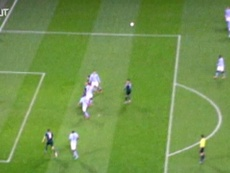 Benzema scored against City in 2012. DUGOUT